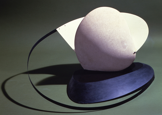 Construction in Space: Stone with a Collar